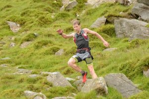 V3K descent of Tryfan